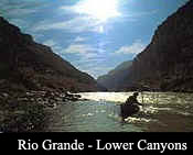 Rio Grande - Lower Canyon